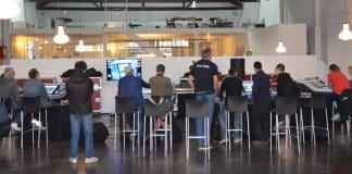 Training workshop de SSL Live 500+ en Barcelona