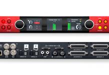Focusrite, amplía su gama de productos Red y RedNet, con conectividad Dante