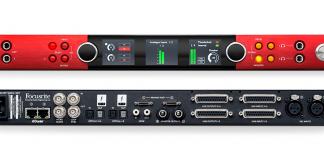 Productos Red y RedNet, con conectividad Dante de Focusrite