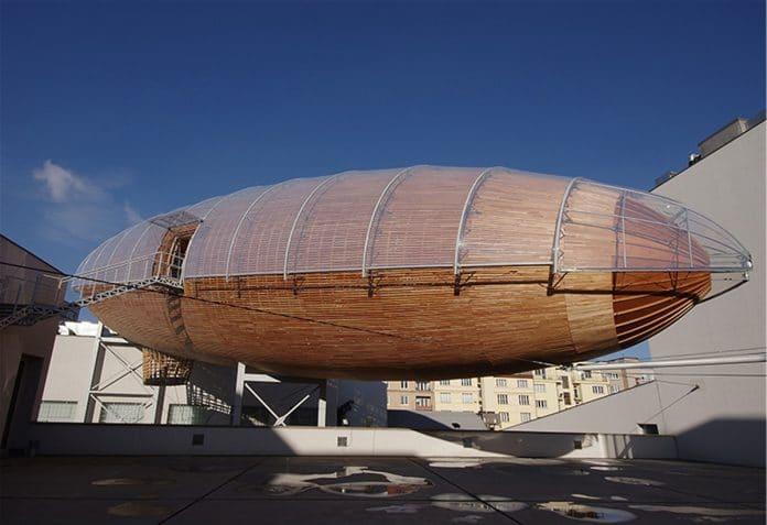 The DOX Airship