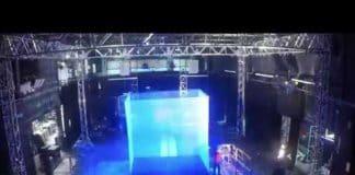 ProyectoresPanasonic 3DLP con PowerAV en El Hormiguero