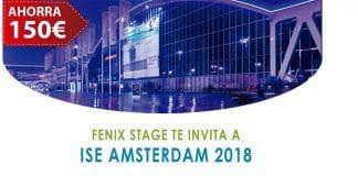 FENIX Stage en NAMM Show e ISE 2018