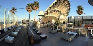 Marina Beach Club - sistema electro-acústico