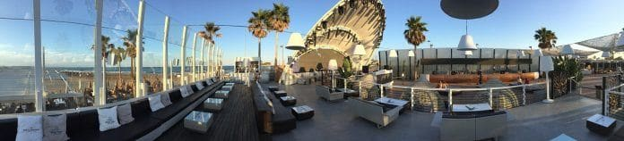 sistema electro-acústico Marina Beach Club renueva su sistema