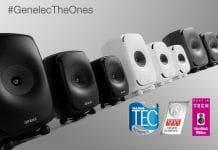 Los monitores The Ones de Genelec nominados a tres prestigiosos premios
