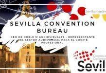 José María Mérida Martin, CEO de Doble M Audiovisuales, nombrado representante del sector audiovisual para el comité profesional del Sevilla Convention Bureau