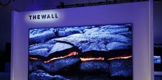 "Samsung lanza ""The Wall"", el primer televisor modular MicroLED de 146 pulgadas del mundo"