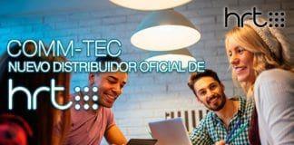 COMM TEC anuncia el acuerdo de distribución de la marca HRT