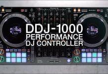Descubre el controlador DDJ-1000, diseñado para rekordbox dj