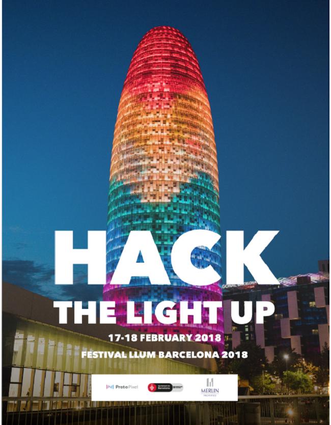 Hack the Light UP La primera hackathon de iluminación digital de España