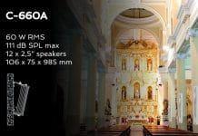 Columnas Acústicas C660A