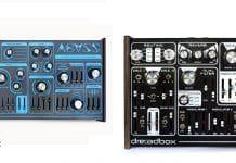 Distribucion de la marca Dreadbox Zentralmedia