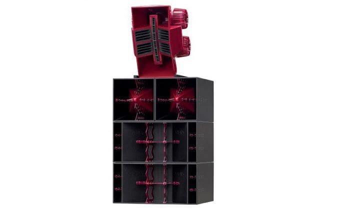 Sistema de sonido INCUBUS de VOID ACOUSTICS con audiosatpro