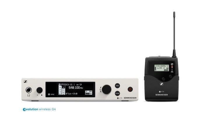 Evolution Wireless G4 - Nueva Generación