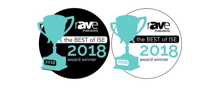 Soluciones audiovisuales de Christie premiadas en los Best of ISE Awards