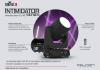 Intimidator Beam 355, nueva cabeza móvil multifuncional de CHAUVETDJ.
