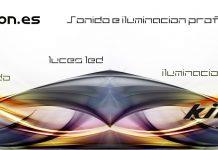 Catálogo de iluminación profesional de KINSON Pro 2018
