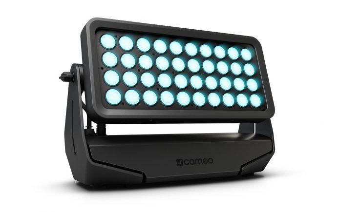 Cameo Light: Cameo ZENIT W600 Adam Hall Group presenta lo último