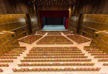 Sono, integradora audiovisual del auditorio del Cartuja Center CITE