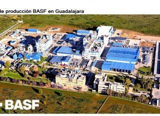 Sistema de megafonía y alarma por voz COMPACT en la química BASF