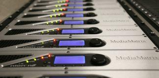 Jornada de formación de sistemas de audio MEDIAMATRIX en Bilbao