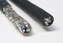 Cable flexible para control de iluminación y unidades móviles, AudioCat7