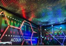 PIXELIGHT, especialistas en iluminación espectacular y sonido profesional, en AFIAL