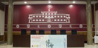 Instalación del sistema de conferencias ATUC-50 en el CUGC