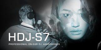 Conoce los nuevos auriculares profesionales para DJ HDJ-S7 de Pioneer