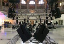 Servicios profesionales de sonorización e iluminación con Tour Serveis