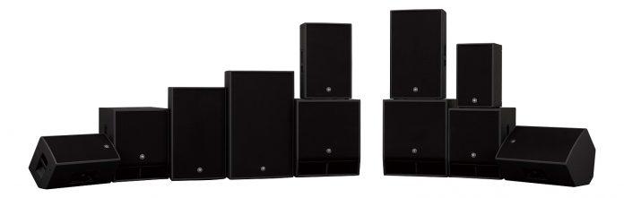 series de sistemas de altavoces CZR y CXS-XLF, en ProLight+Sound