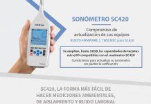 CESVA presenta un sonómetro clase 1 con grabación de audio