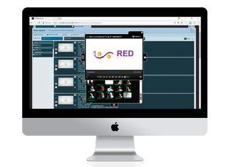 solución para gestión de contenidos VSNExplorer MAM en Red México