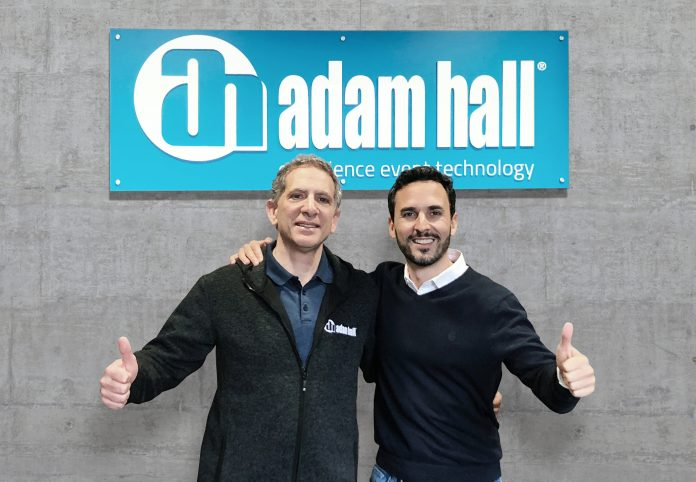 filial de Adam Hall Group, Adam Hall North America se fusiona con Musical Distributors Group