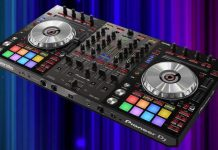 DDJ-SX3, Actualización del controlador DJ para Serato DJ Pro.