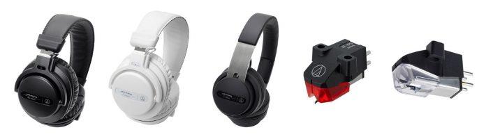 Nueva línea de Productos DJ de Audio-Technica