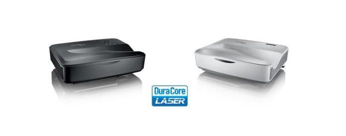 Nuevo proyector laser profesional de tiro ultra corto y alto brillo de Optoma