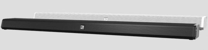 Barra de sonido profesional 2.1 de AUDAC para salas de reuniones