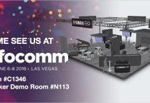 Yamaha presente en una nueva edición de InfoComm 2018 - Instalia