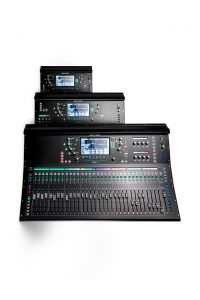 consola SQ7 de Allen & Heath