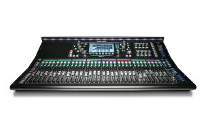 Nueva consola SQ7 de Allen & Heath