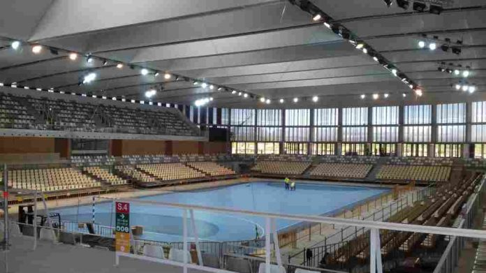 Serie QX de EAW instalados en el nuevo Palau D'Esports Catalunya