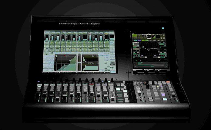 Consola de directo SSL LIVE L100 nueva y excepcional