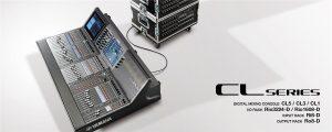 Compatibilidad ampliada con dispositivos Dante para las series CL / QL