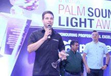 Soluciones de control de iluminación Madrix Premio PALM Sound & Light