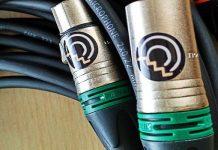 Stikets para marcar el material de sonorización e iluminación profesional