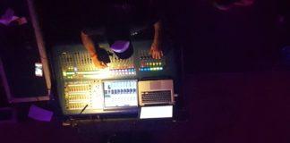 Técnico de sonido o técnico de iluminación, análisis del estado del negocio del entretenimiento