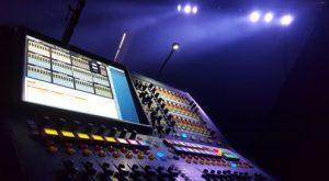 Técnico de sonido o técnico de iluminación