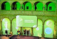 Diseño técnico audiovisual integral y video mapping en los Premios Esteve