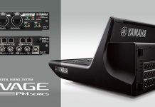 Nuevas tarjetas de interfaz de audio profesional para la serie RIVAGE PM